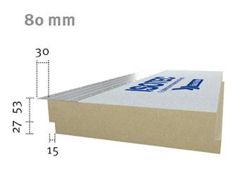 ISOTEC LINEA 80mm