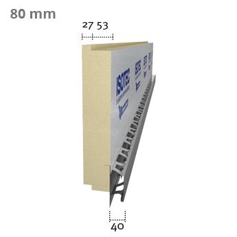 ISOTEC PARETE 80mm