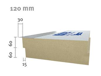 ISOTEC LINEA 120mm